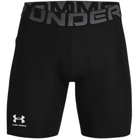 Under Armour HeatGear Armour Shorts Men, zwart